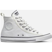 Converse Men's Chuck Taylor All Star Basket Utility Hi-Top Trainers - Vintage White - UK 9