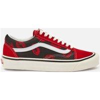 Vans Anaheim Old Skool 36 Dx Trainers - OG Black/OG Hotlips - UK 6