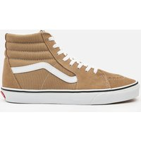 Vans Men's Sk8 Hi-Top Trainers - Incense/True White - UK 11
