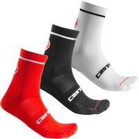 Castelli Entrata 9 Socks - XXL - Black
