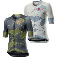Castelli Climber's 3.0 SL Jersey - XL - Bark Green