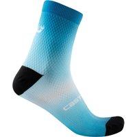 Castelli Gradient 10 Socks - S/M - Marine Blue