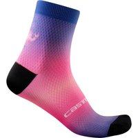 Castelli Gradient 10 Socks - L/XL - Lapis Blue