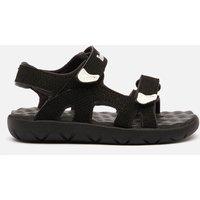 Timberland Toddlers' Perkins Row 2-Strap Sandals - Black - UK 7 Toddler