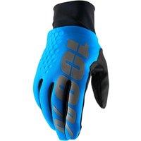 100% Hydromatic Brisker MTB Gloves - XXL - Blue