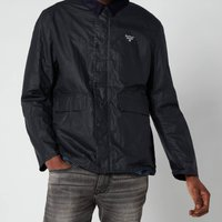 Barbour Beacon Mens Broad Wax Jacket - Navy - XL