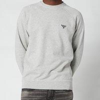 Barbour Beacon Men's Crewneck Sweatshirt - Grey - M