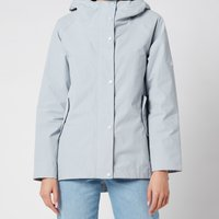 Barbour Womens Salcombe Jacket - Gray Dawn - UK 14