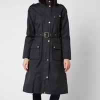 Barbour International Womens Qualify Jacket - Black - UK 12
