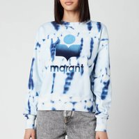 Isabel Marant Etoile Women's Mobyli Sweatshirt - Blue - FR 34/UK 6