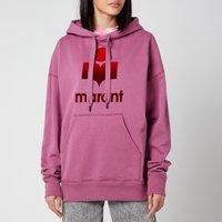 Isabel Marant Etoile Women's Mansel Hoodie - Pink - FR 38/UK 10