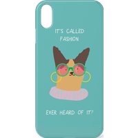 It's Called Fashion Cat Meme Phone Case for iPhone and Android - Samsung S6 Edge - Snap Case - Matte