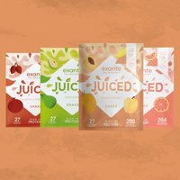 JUICED Meal Replacement Mixed Shake Bundle
