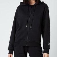 KENZO Women's Sport Zip Up Hoodie - Black - M