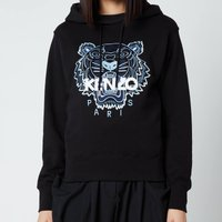KENZO Women's Classic Tiger Classic Hoodie - Black - XS