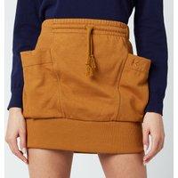 KENZO Women's Mini Skirt - Dark Beige - XS