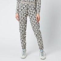 KENZO Women's Monogram Jogging Pants - Dove Grey - S