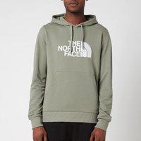 The North Face Men's Light Drew Peak Hoodie - Agave Green - L