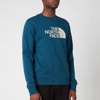 The North Face Men's Drew Peak Sweatshirt - Monterey Blue - XL