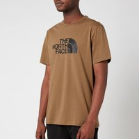 The North Face Mens Easy Eu Short Sleeve T-Shirt - Military Olive - M