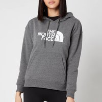 The North Face Women's Light Drew Peak Eu Hoodie - TNF Medium Grey Heather - XL