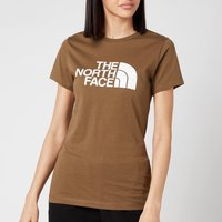 The North Face Women's Easy Short Sleeve T-Shirt - Military Olive - S