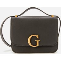 Guess Women's Corily Mini Convertible Cross Body Bag - Black
