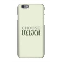 Choose Vegan Phone Case for iPhone and Android - iPhone 11 - Snap Case - Matte
