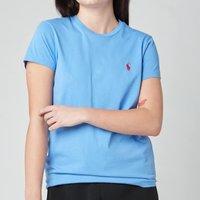Polo Ralph Lauren Women's Logo T-Shirt - Harbour Island Blue - L