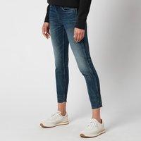 Polo Ralph Lauren Women's Tompkins Skinny Jeans - Dark Indigo - 27