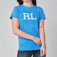 Polo Ralph Lauren Women's Rl Logo T-Shirt - Colby Blue - S