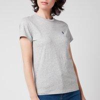 Polo Ralph Lauren Women's Short Sleeve Logo T-Shirt - Cobblestone Heather - XS