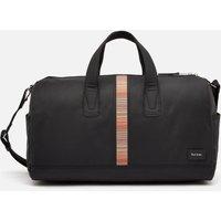 PS Paul Smith Men's Signature Stripe Holdall Bag - Black
