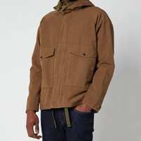 PS Paul Smith Men's Hooded Jacket - Tan - M