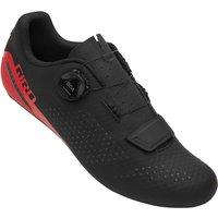 Giro Cadet Road Shoe - EU 44 - Black/Bright Red