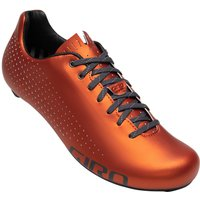Giro Empire Road Shoe - EU 40 - Red Orange Anodized
