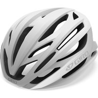Giro Syntax Road Helmet - S/51-55cm - Matte White/Silver