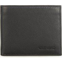 Valentino Bags Men's Adrian Bifold Wallet - Black