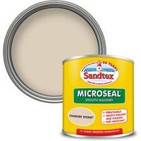 Sandtex Ultra Smooth Masonry Paint - Country Stone - 150ml