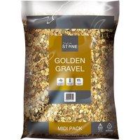 Stylish Stone Golden Gravel - Midi Pack - 9kg