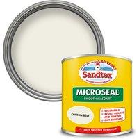 Sandtex Ultra Smooth Masonry Paint - Cotton Belt - 150ml