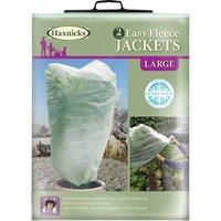 Easy Fleece Jacket - Large 2pk.