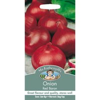 Onion Red Baron (Allium Cepa) Bulbs