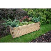 Forest Garden Wooden Agen Planter