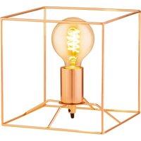Cece Table Lamp - Copper
