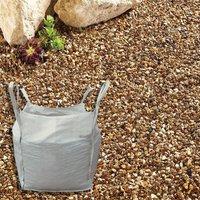Stylish Stone Golden Gravel - Bulk Bag 750 kg