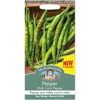 Mr. Fothergills Hot Pepper Curry Pepper F1 Seeds