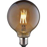 LED Filament Globe 6W E27 Vintage Light Bulb