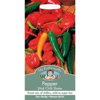 Hot Pepper Chilli Shake (Capsicum Annuus) Seeds