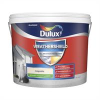 Dulux Weathershield All Weather Smooth Masonry Paint - Magno